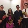 Χάρμα συναυλία νέων μουσικών ταλέντων του Διεθνούς Μουσικού Σωματείου Gina Bachauer στον Σύλλογο Αργείων «Ο Δαναός»