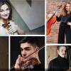 Το Οκτέτο D 803 του Schubert από σύνολο φερέλπιδων νέων μουσικών, υπό την καθοδήγηση και με τη συμμετοχή του Διονύση Γραμμένου, σε διαδικτυακή μετάδοση από το Μέγαρο Μουσικής Αθηνών