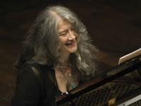 Η πιανίστα Martha Argerich