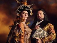 "H Joyce DiDonato (Sycorax) και ο David Daniels (Prospero) στο ""Μαγεμένο Νησί"""