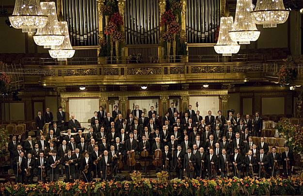 Συναυλίες της σπουδαίας Φιλαρμονικής της Βιέννης