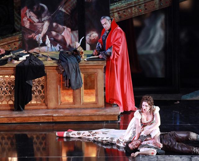Δεύτερη θερινή επιτυχία της ΕΛΣ, με Tosca