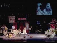 Σκηνή από την Manon Lescaut. Φωτο: Μαριλένα Σταφυλίδου/ΕΛΣ