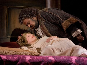 Θεσπέσιος Otello από Met