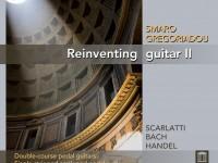BLP GREGORIADOU CD COVER REINVENTING GUITAR II