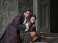 Giuseppe Filianoti (Titus) και Elīna Garanča (Sesto).   Φωτο: Ken Howard/Metropolitan Opera