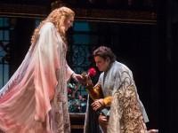 Eva-Maria Westbroek (Francesca) και Marciello Giordani (Paolo).  Φωτο: The Metropolitan Opera