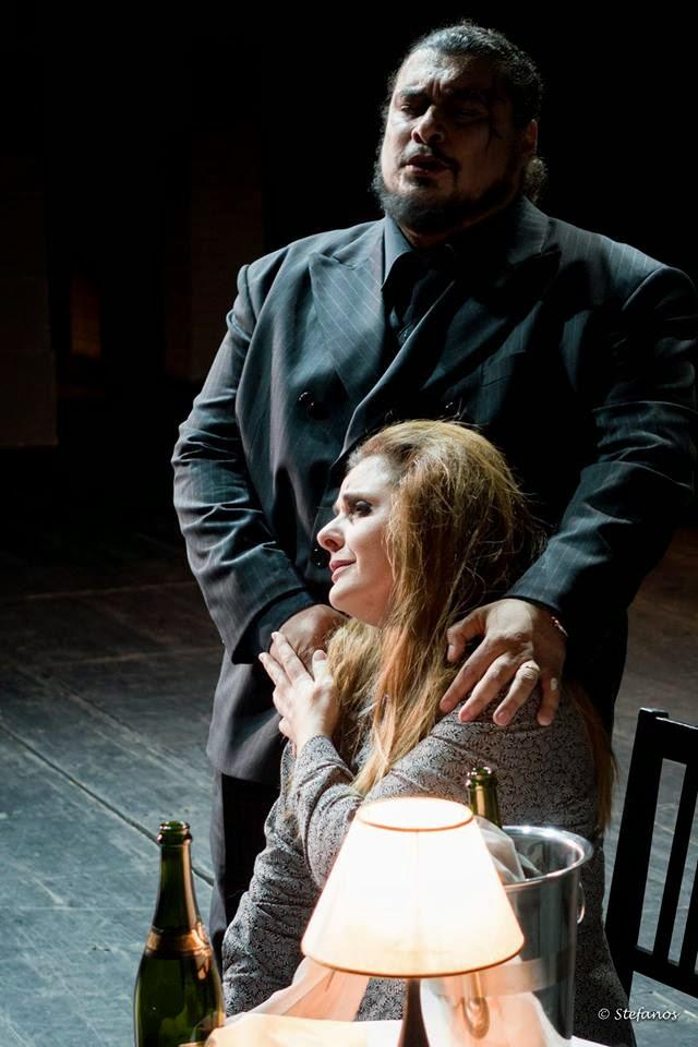 Rigoletto της Λυρικής Σκηνής στο Μέγαρο