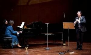 Μουσική δωματίου από Μουρίκη και Βρανούση. Συναυλίες Κρατικής Ορχήστρας Αθηνών.