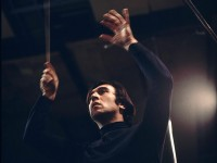 Claudio Abbado conducting. Date unknown