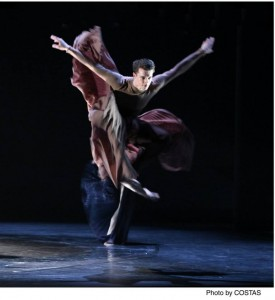 Martha Graham Dance Company - Celebrating the Greek Connection - 12 Ιουλίου - Ωδείο Ηρώδου Αττικού. 9/10.