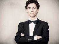 O Ολλανδός πιανίστας Camiel Boomsma.