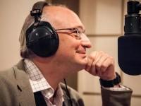 O πιανίστας, συνθέτης και Διευθυντής του Γ' Προγράμματος Χρίστος Παπαγεωργίου (φωτο: Γιάννης Αντύπας)