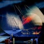 """Σκηνή από την όπερα """"Τριστάνος και Ιζόλδη"""" σε παραγωγή της ΕΛΣ (φωτο: Stefano)."""