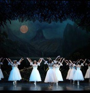 """""""Bασίλισσα του Χιονιού"""" στο Μέγαρο Μουσικής και """"Ζιζέλ"""" στην Εθνική  Λυρική Σκηνή"""