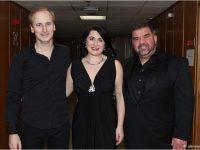 """Tutto Verdi"", Πρωτοχρονιάτικο γκαλά όπερας. Εναρκτήρια συναυλία της σειράς εκδηλώσεων για τα 40 χρόνια από το θάνατο της Κάλλας - Γνωστές άριες και ντουέτα από τις όπερες La Forza del Destino, Simon Boccanegra, Un Ballo in Maschera, Attila, Il Trovatore, Otello του Βέρντι Cellia Costea σοπράνο, Δημήτρης Πλατανιάς βαρύτονος, Κρατική Ορχήστρα Αθηνών. Μουσική διεύθυνση: Μίλτος Λογιάδης. Αίθουσα Χρήστος Λαμπράκης, 30 Δεκεμβρίου 2016."