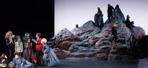 Οπερέττα του Βίτολντ Γκομπρόβιτς.  Εθνικό Θέατρο. Σκηνοθεσία: Νίκος Καραθάνος