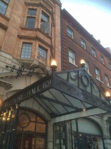 Αναγνώσεις υψηλής μουσικότητας από το Endellion String Quartet στο Wigmore Hall του Λονδίνου