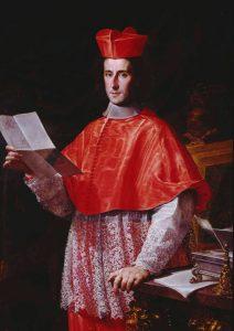 Ο Καρδινάλιος Pietro Ottoboni. Έργο του Francesco Trevisani (συλλογή του Bows Museum, Αγγλία).