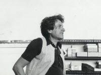 Ο Ιάννης Ξενάκης (φωτο: Michèle Daniel).