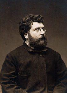 Ο συνθέτης Georges Bizet.