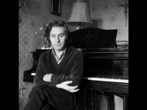 Ο συνθέτης Alfred Schnittke.