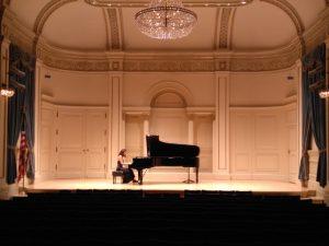 Συναυλία με έργα Ντίνου Κωνσταντινίδη στο Weill Recital Hall της Νέας Υόρκης