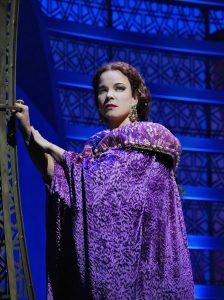 Η Elīna Garanča στον Ρόλο της Δαλιδκά. Φωτο: Ken Howard / Met Opera.