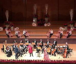 Βιεννέζικοι χοροί στη Χριστουγεννιάτικη Αθήνα - Johann Strauss Ensemble