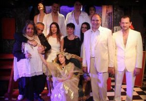 ΣΟΚ, του Γιώργου Σκούρτη, από την θεατρική ομάδα «Θεατρίνων Θεατές», σε σκηνοθεσία Γιώργου Λιβανού