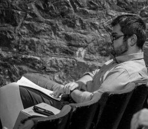 «Ο Ιατροδικαστής ή Στη μνήμη της Έλλης Λαδά» του Κώστα Λεϊμονή, με τους Χάρη Σώζο και Χρήστο Ευθυμίου. Σκηνική μουσική του Ραφαήλ Πυλαρινού.