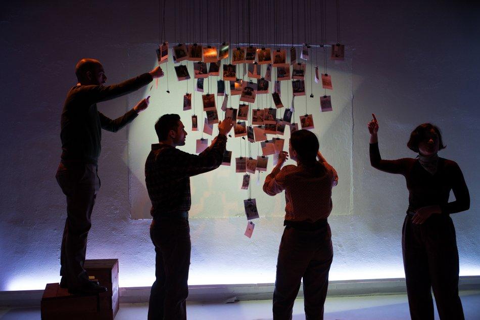 «Ο Αγνός Εραστής»: μία de profundis εξομολόγηση του David Plante στο Θέατρο του Νέου Κόσμου. Σκηνοθεσία Άρη Λάσκου.