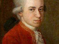Ο Wolfgang Amadeus Mozart.