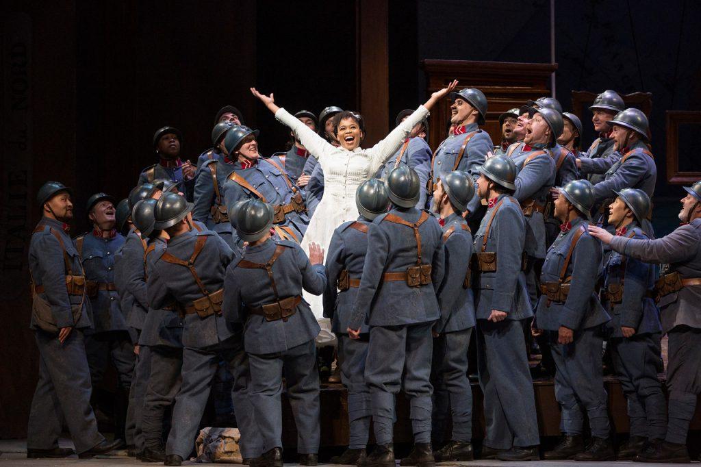 Απαστράπτων Donizetti από τη Met