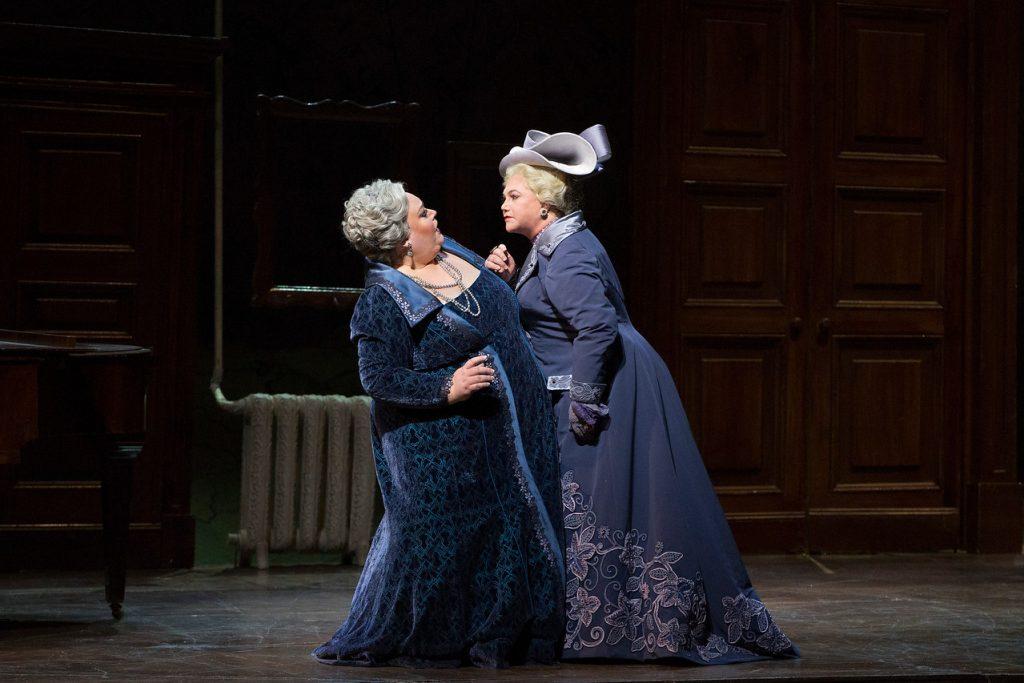 Duchesse de Krakenthorp. Φωτο: Marty Sohl / Met Opera.