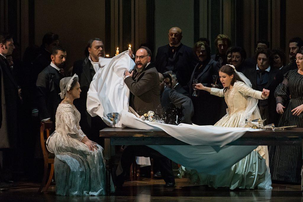 Μία «διαφορετική» Lucia di Lammermoor από ΕΛΣ σε συμπαραγωγή με Covent Garden