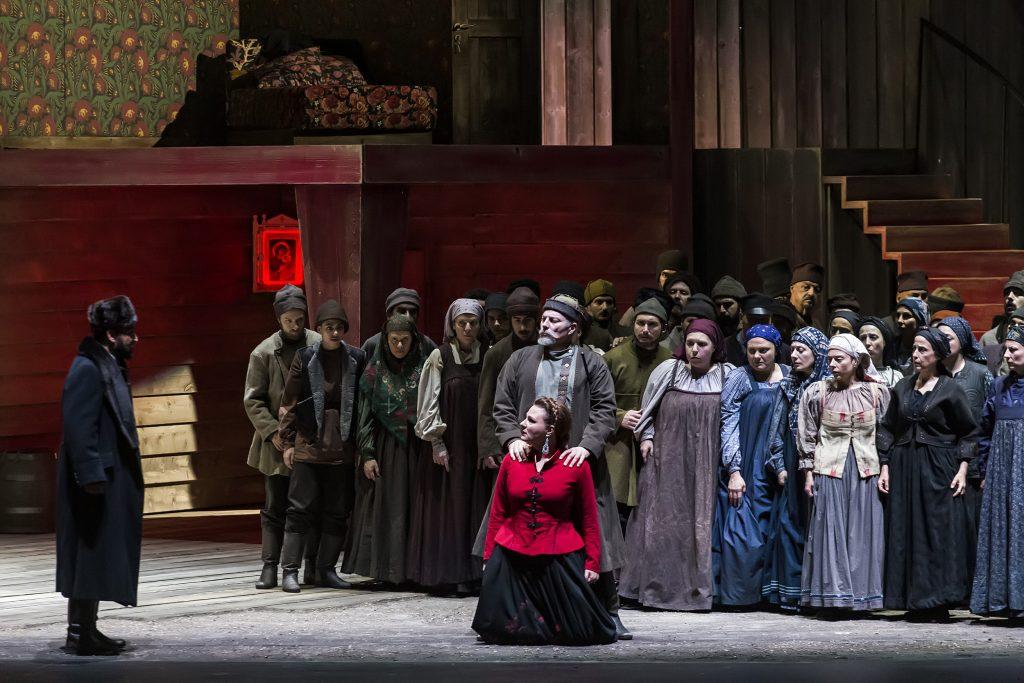 Леди Макбет Мценского уезда: Η εμβληματική όπερα του Shostakovich από την ΕΛΣ