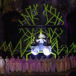 """Σκηνή από την όπερα """"Norma"""" στο Ηρώδειο. Φωτο: Δ. Σακαλάκης."""