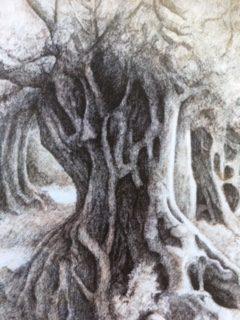 Έκθεση ζωγραφικής Βάσως Γκιώνη-Ζησιμοπούλου στην Πάρο