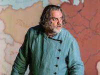 Ο Sir Bryn Terfel ως Boris Godunov στη Βασιλική Όπερα του Λονδίνου. Φωτο: Clive Barda.