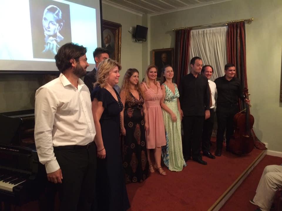 11o Φεστιβάλ Gina Bachauer στην Κέρκυρα. Αφιέρωμα στους Granados και Καλαφάτη
