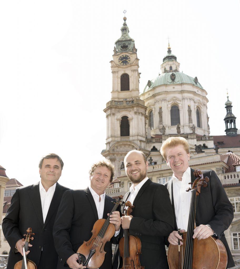 Έργα Beethoven, Dvořák και Suk από το Wihan Quartet στο Wigmore Hall του Λονδίνου