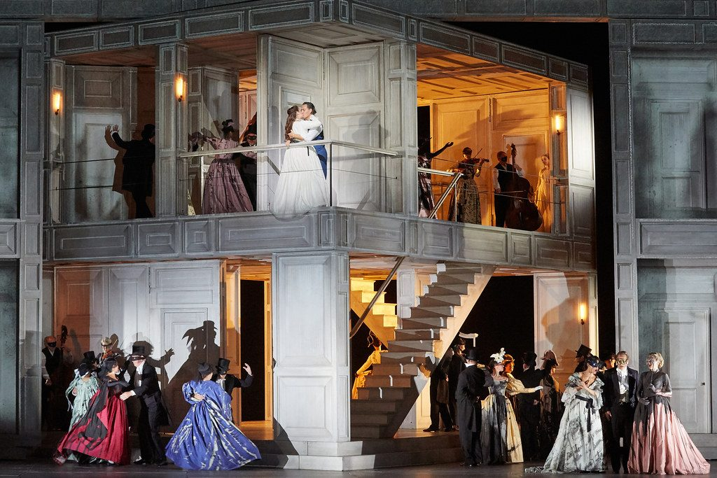 """Don Giovanni"" στη Βασιλική Όπερα του Λονδίνου (Φωτο: Royal Opera House)."
