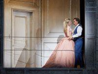 Malin Bystrom (Donna Anna) και Erwin Schrott (Don Giovanni), Φωτο: Royal Opera House.
