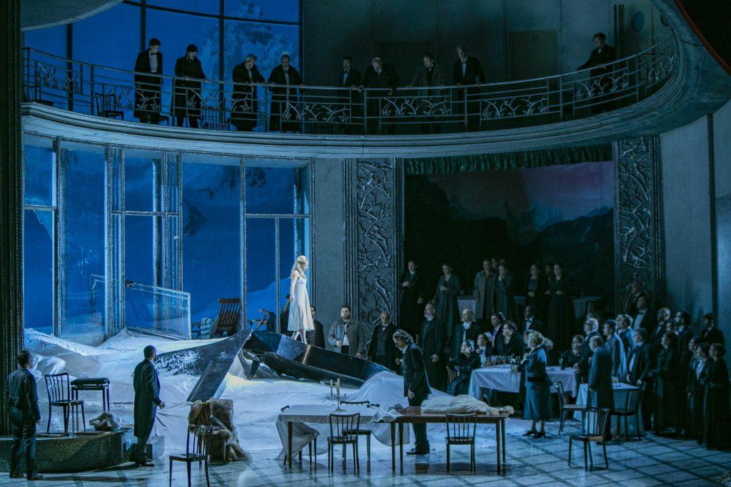 """""""Η Υπνοβάτις"""" του Vincenzo Bellini στην Εθνική Λυρική Σκηνή"""
