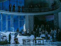 Σκηνή από την όπερα του Vincenzo Bellini, Η Υπονοβάτις. Φωτο: Α. Σιμόπουλος.