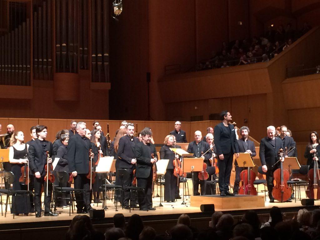 Συμφωνίες Schubert και Beethoven από τον Γιώργο Πέτρου και την Καμεράτα στο Μέγαρο Μουσικής Αθηνών