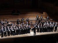Ο Thomas Hengelbrock διευθύνει την Χορωδία Balthasar Neumann και το Ensemble Balthasar Neymann στο Μέγαρο Μουσικής Αθηνών. Συναυλία αφιερωμένη στον Ludwig van Beehoven. Φωτο: Χάρης Ακριβιάδης.
