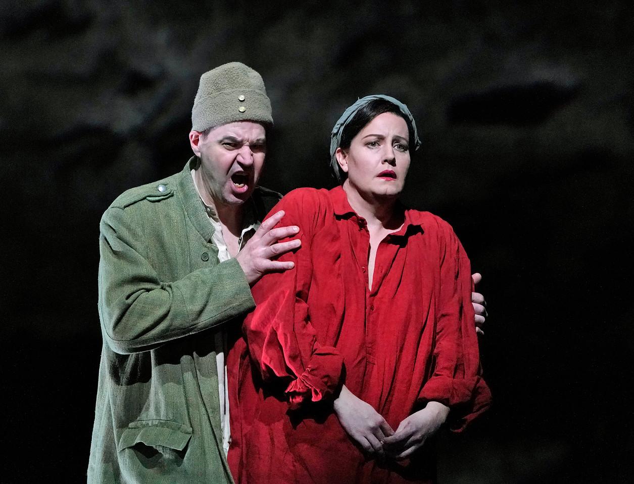 Ο υπέροχος Wozzeck του Peter Mattei σε «ζωντανή» μετάδοση από την Met