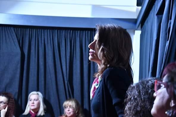 «Η θυσία, μια ιστορία αναζήτησης» – Σύλληψη, διδασκαλία, σκηνοθεσία: Στέλλα Μαρή –  Θεατρικό Εργαστήρι «POCKEtFLAT»